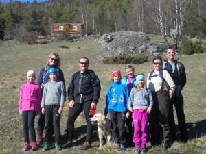 Tur til Storåe