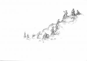 fjellskobilde