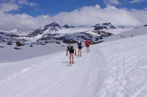 Invitasjon til årets skisamling på Sognefjellet 2017