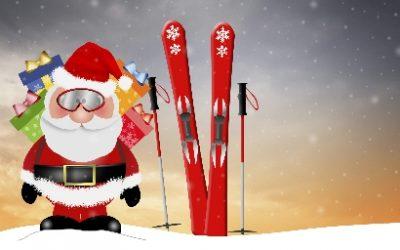 Neste skitrening blir i januar 2019